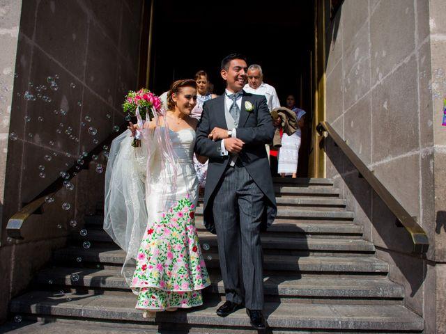 La boda de Gustavo y Renata en Miguel Hidalgo, Ciudad de México 31