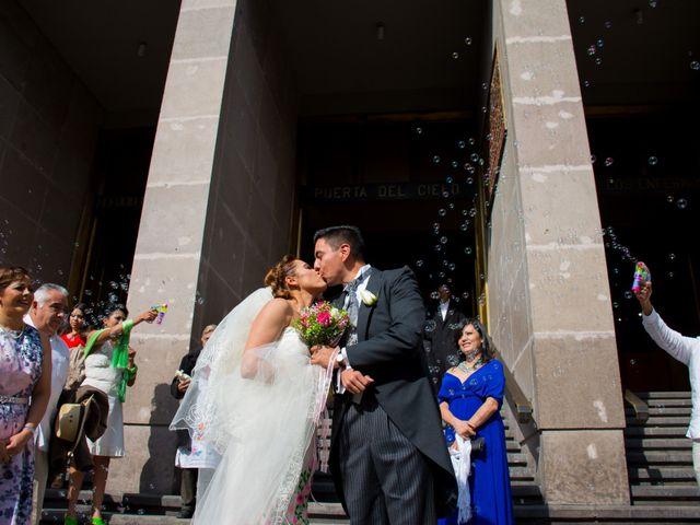 La boda de Gustavo y Renata en Miguel Hidalgo, Ciudad de México 36