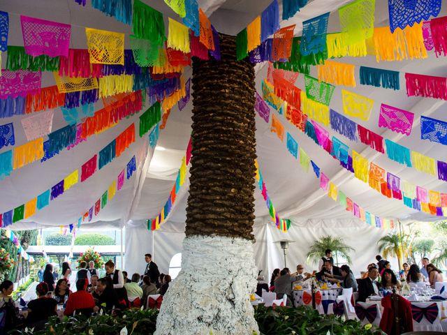 La boda de Gustavo y Renata en Miguel Hidalgo, Ciudad de México 41