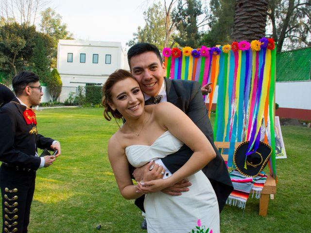 La boda de Gustavo y Renata en Miguel Hidalgo, Ciudad de México 42