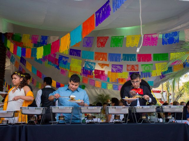 La boda de Gustavo y Renata en Miguel Hidalgo, Ciudad de México 44