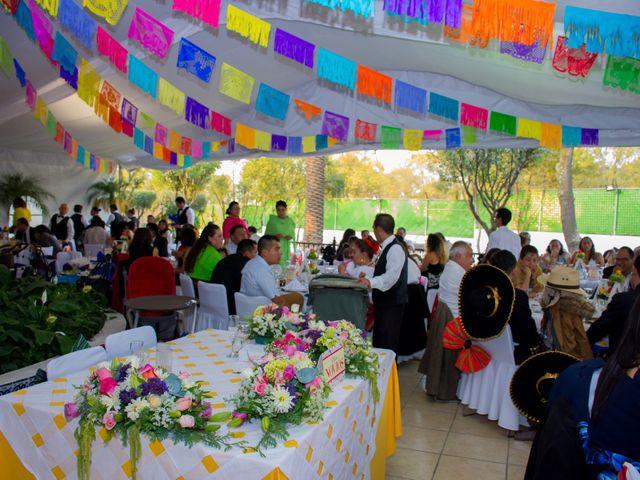 La boda de Gustavo y Renata en Miguel Hidalgo, Ciudad de México 45