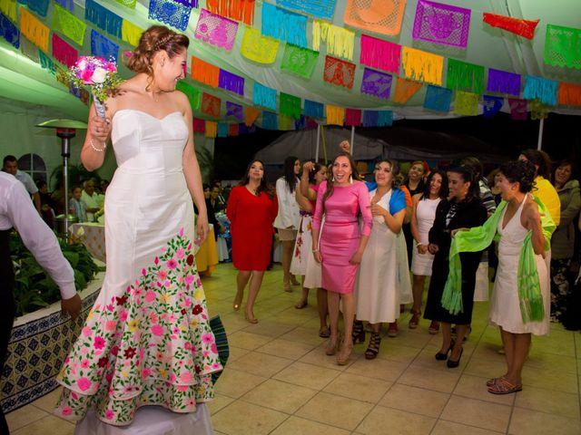 La boda de Gustavo y Renata en Miguel Hidalgo, Ciudad de México 48