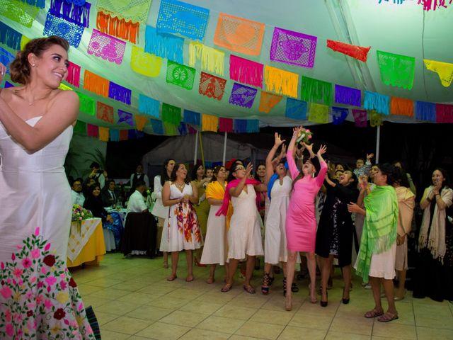 La boda de Gustavo y Renata en Miguel Hidalgo, Ciudad de México 54
