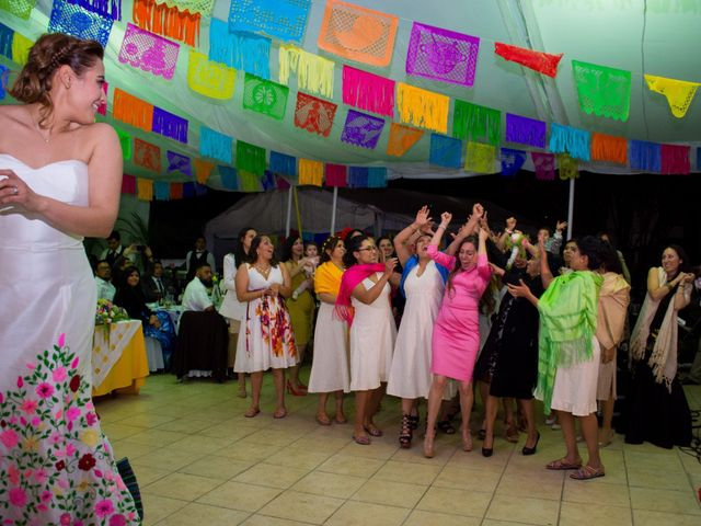 La boda de Gustavo y Renata en Miguel Hidalgo, Ciudad de México 55
