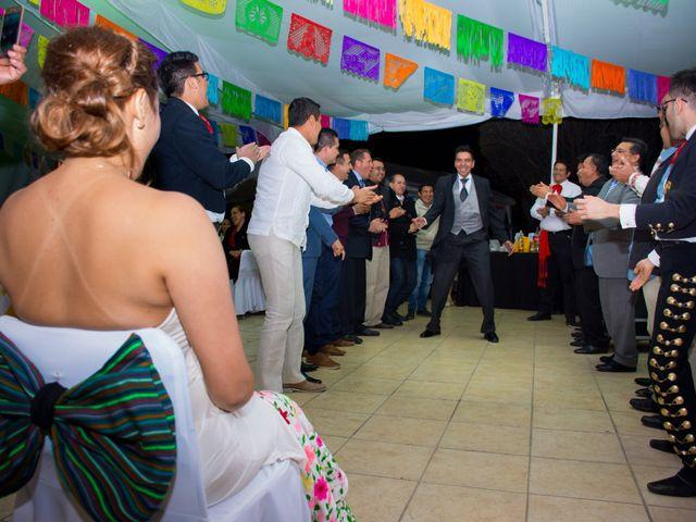 La boda de Gustavo y Renata en Miguel Hidalgo, Ciudad de México 60
