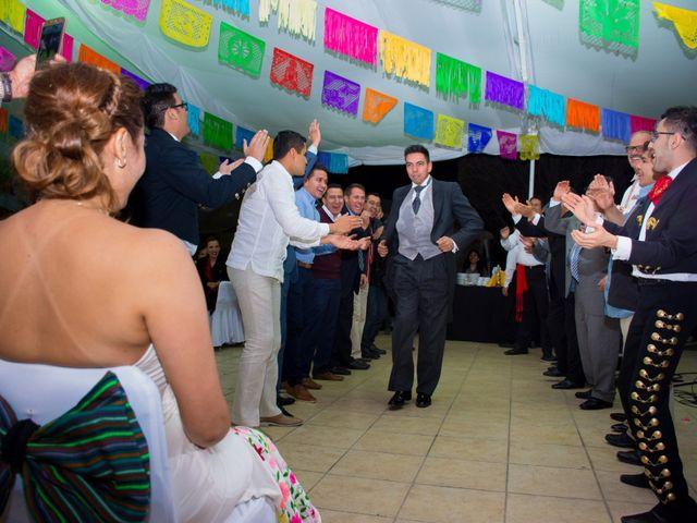 La boda de Gustavo y Renata en Miguel Hidalgo, Ciudad de México 61