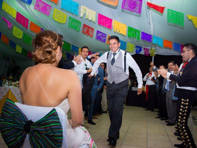 La boda de Gustavo y Renata en Miguel Hidalgo, Ciudad de México 62