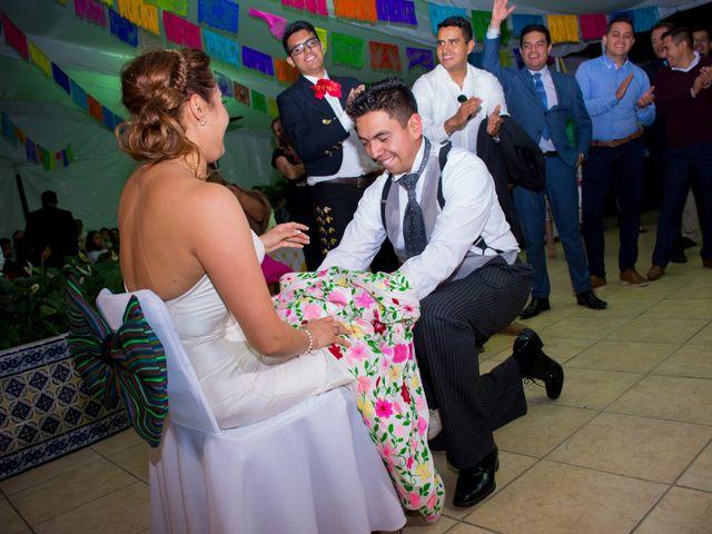 La boda de Gustavo y Renata en Miguel Hidalgo, Ciudad de México 63