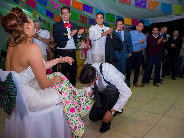 La boda de Gustavo y Renata en Miguel Hidalgo, Ciudad de México 64