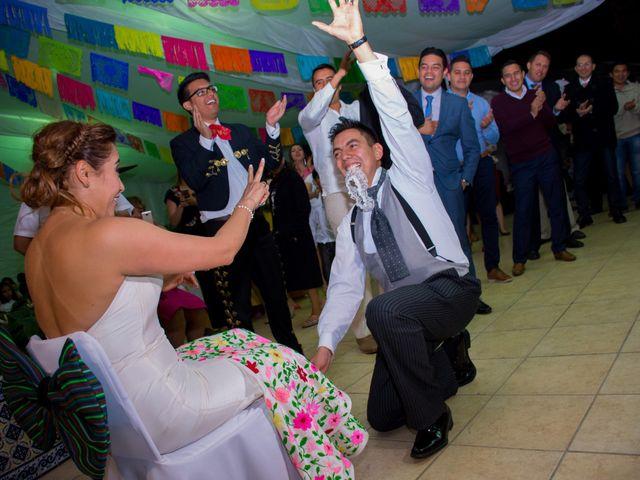 La boda de Gustavo y Renata en Miguel Hidalgo, Ciudad de México 66