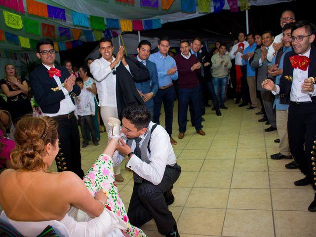 La boda de Gustavo y Renata en Miguel Hidalgo, Ciudad de México 67