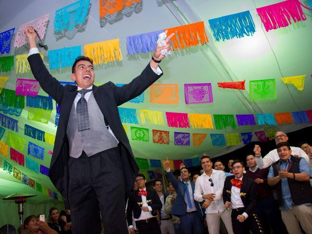 La boda de Gustavo y Renata en Miguel Hidalgo, Ciudad de México 69