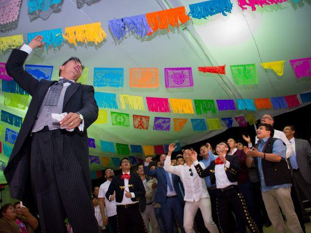 La boda de Gustavo y Renata en Miguel Hidalgo, Ciudad de México 70
