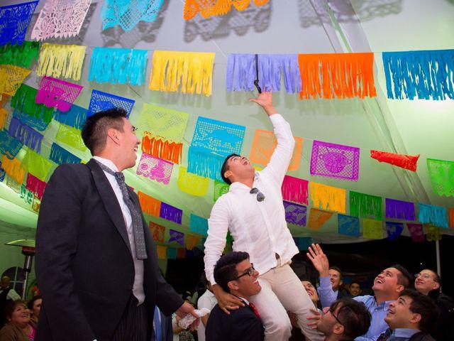 La boda de Gustavo y Renata en Miguel Hidalgo, Ciudad de México 72