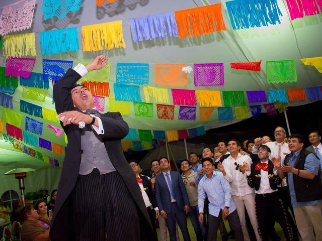 La boda de Gustavo y Renata en Miguel Hidalgo, Ciudad de México 73