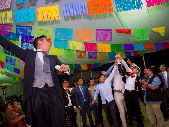 La boda de Gustavo y Renata en Miguel Hidalgo, Ciudad de México 74