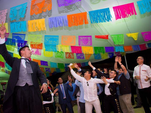 La boda de Gustavo y Renata en Miguel Hidalgo, Ciudad de México 75