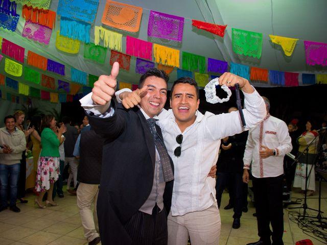 La boda de Gustavo y Renata en Miguel Hidalgo, Ciudad de México 76