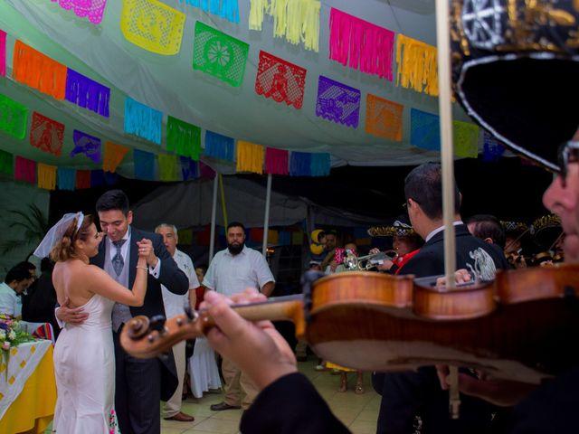 La boda de Gustavo y Renata en Miguel Hidalgo, Ciudad de México 77