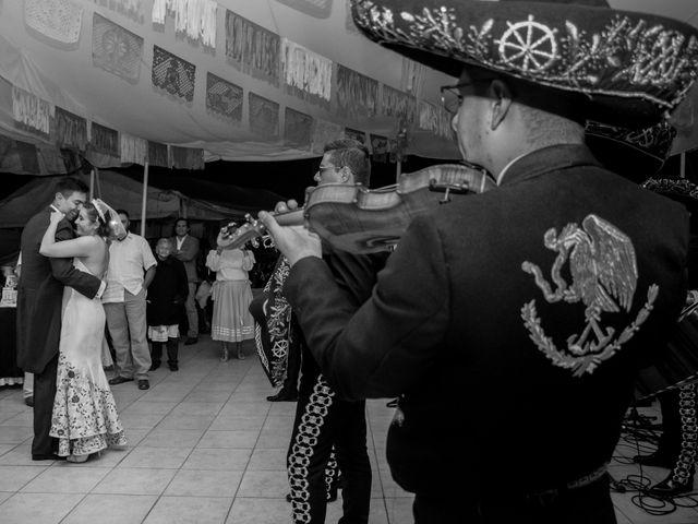 La boda de Gustavo y Renata en Miguel Hidalgo, Ciudad de México 78
