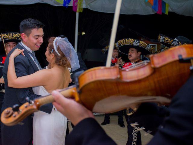 La boda de Gustavo y Renata en Miguel Hidalgo, Ciudad de México 80