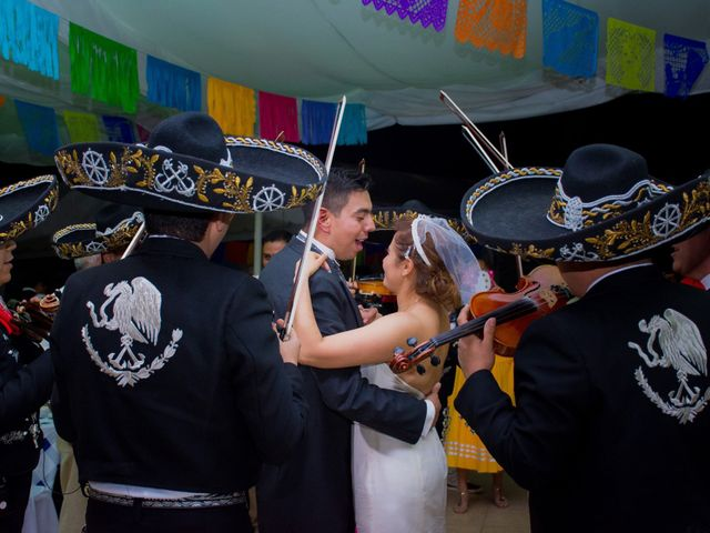 La boda de Gustavo y Renata en Miguel Hidalgo, Ciudad de México 81