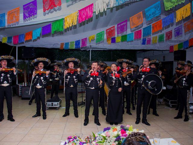 La boda de Gustavo y Renata en Miguel Hidalgo, Ciudad de México 83