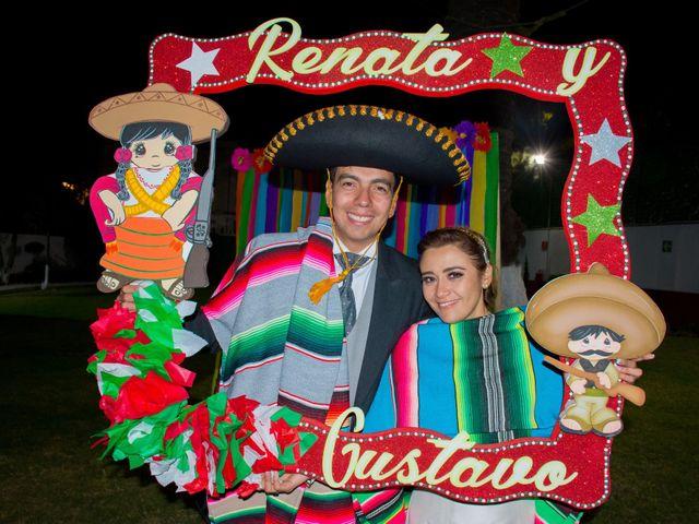 La boda de Gustavo y Renata en Miguel Hidalgo, Ciudad de México 84
