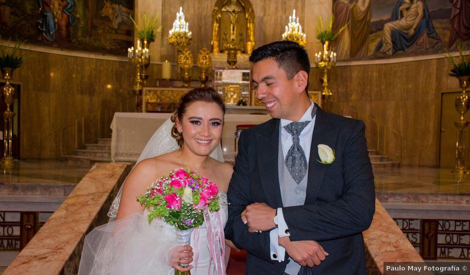 La boda de Gustavo y Renata en Miguel Hidalgo, Ciudad de México