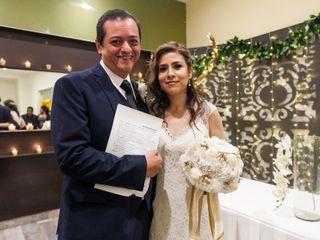 La boda de Moni y Félix
