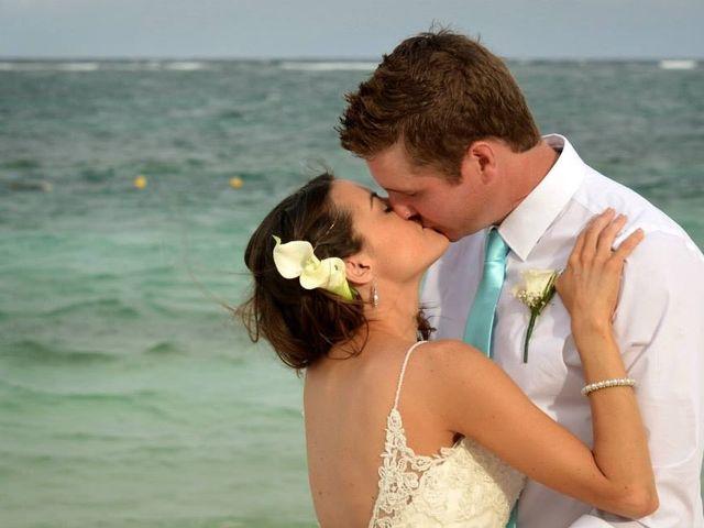 La boda de Nicole y Brett