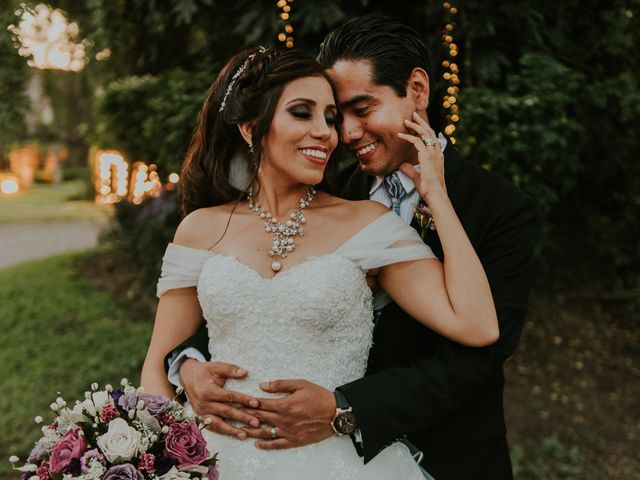 La boda de Tania y Gustavo