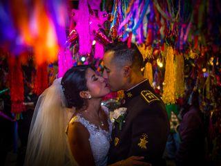 La boda de Annya y Erick 2