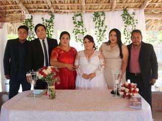 La boda de Azucena y Javier 1