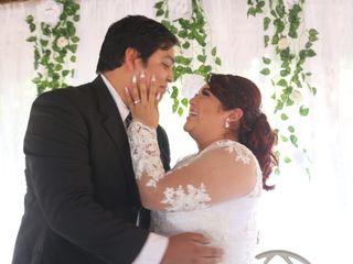 La boda de Azucena y Javier
