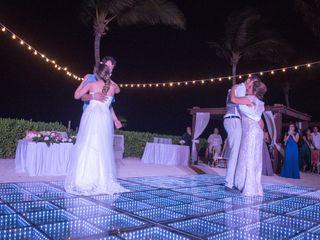 La boda de Alejandra  y Jorge Alejandro  2