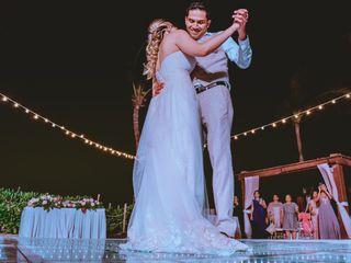 La boda de Alejandra  y Jorge Alejandro  3