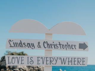 La boda de Lindsay y Chris 2