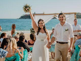 La boda de Lindsay y Chris