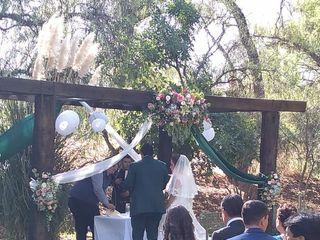 La boda de Ninfa  y Edson  3