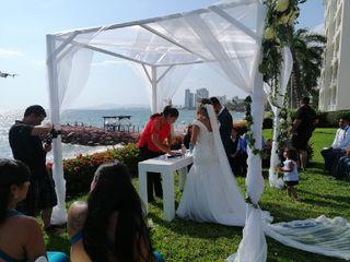 La boda de Iliana y Javier 1