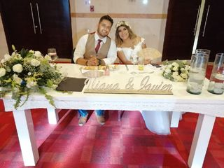La boda de Iliana y Javier 2