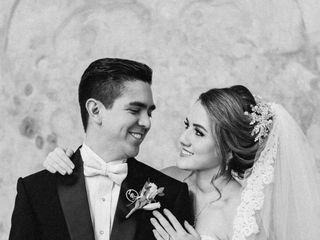 La boda de Lorena y Eliud 2