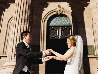 La boda de Lorena y Eliud