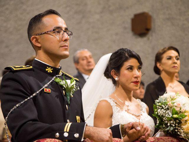 La boda de Annya y Erick