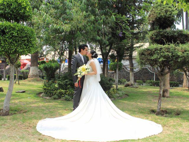 La boda de Cynthia y Héctor