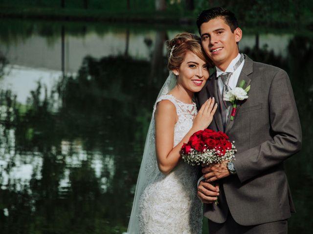 La boda de Karla y Oswaldo