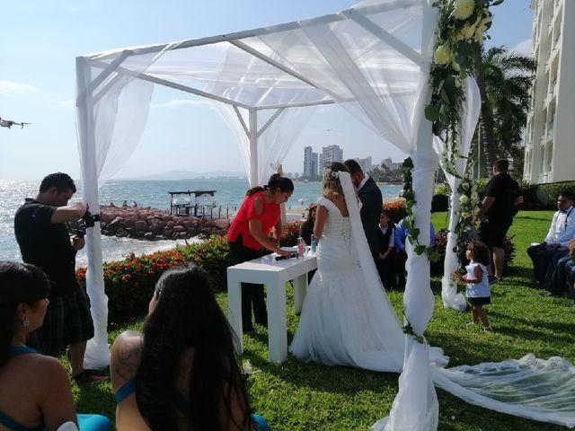 La boda de Iliana y Javier