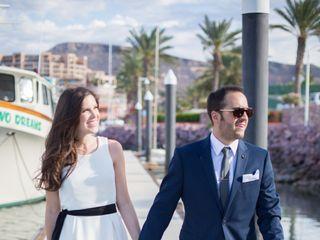 La boda de Danaé y Enrique 2